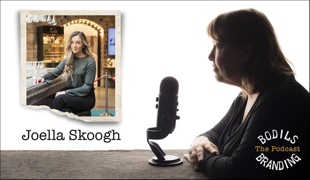 #5 Joella Skoogh – varumärkescoach