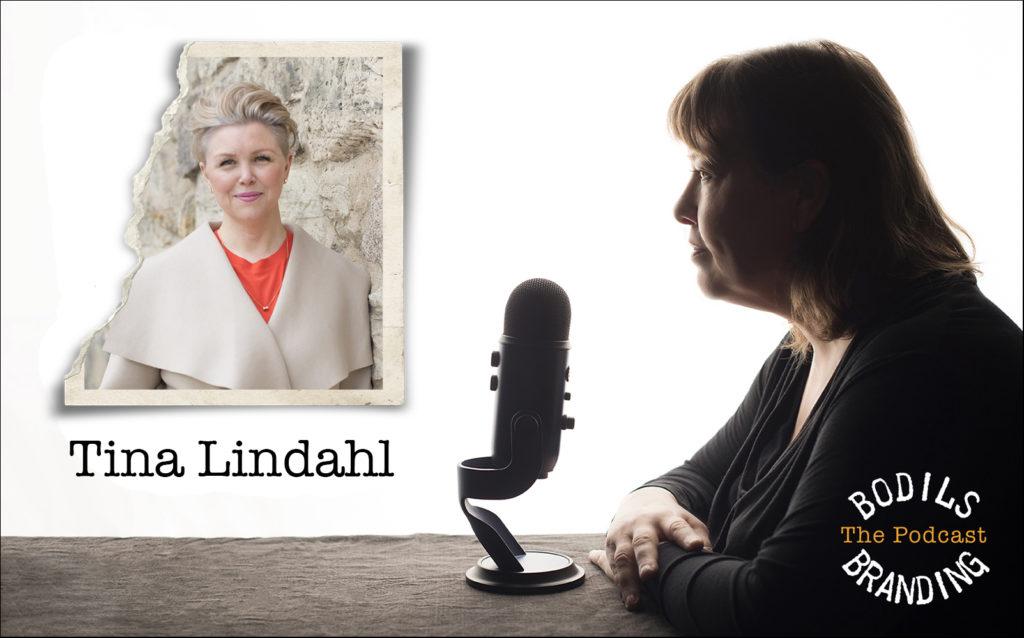 #19 Tina Lindahl – expert på Social Selling (och Linkedin)