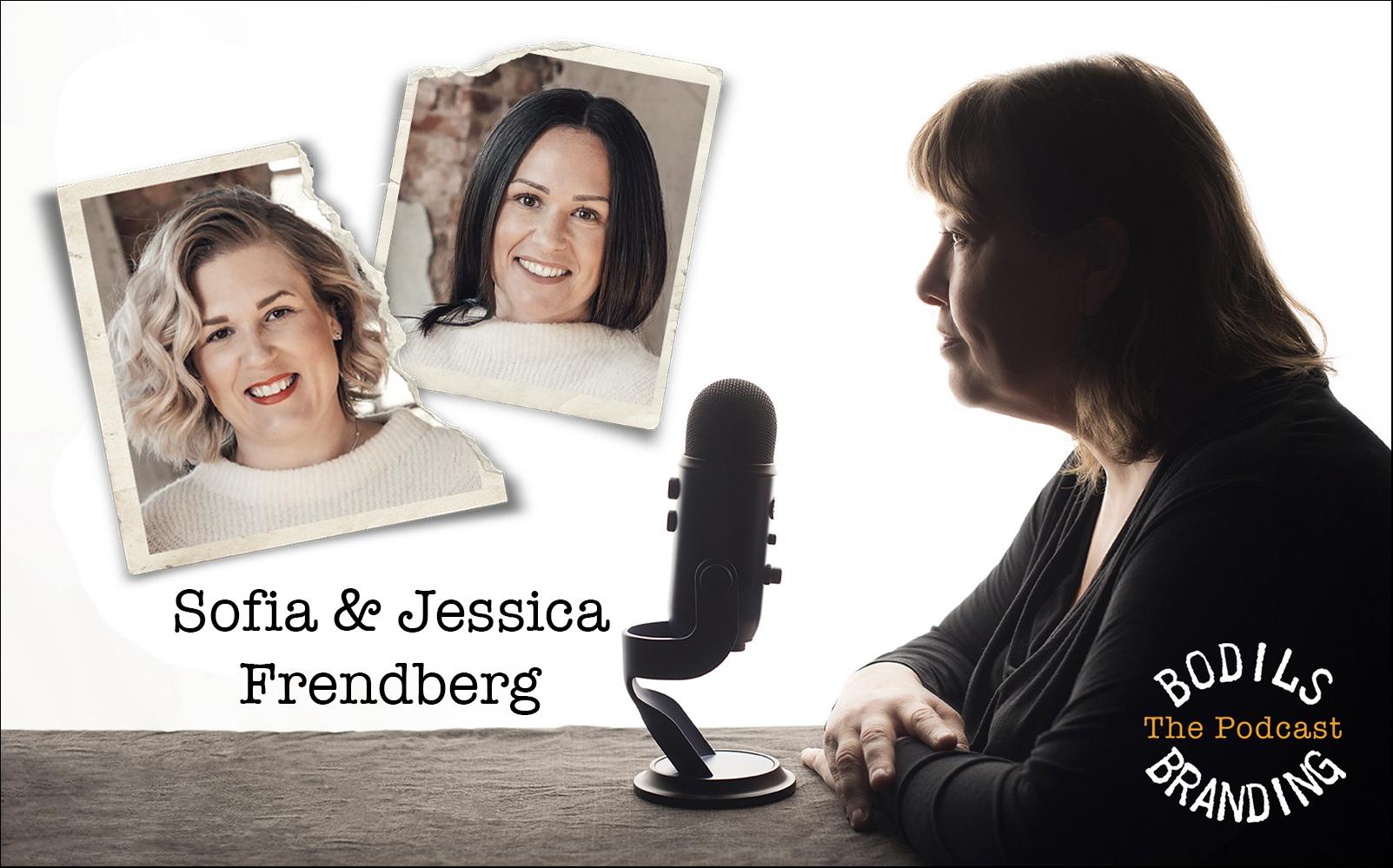 #23 Jessica och Sofia Frendberg – Frendberg Agency