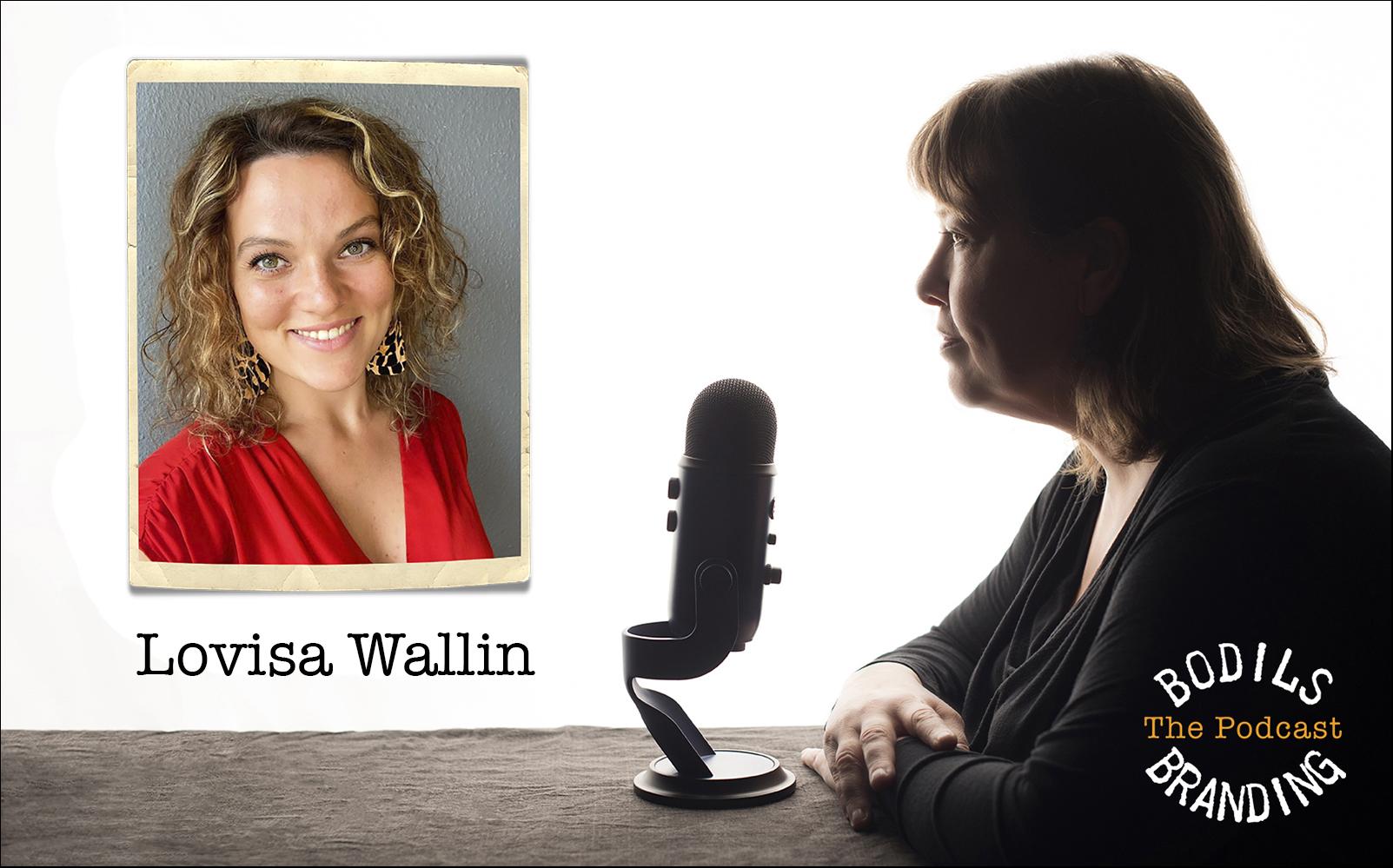 #20 Lovisa Wallin – Copywriter, kommunikatör och värd för Womin Talks
