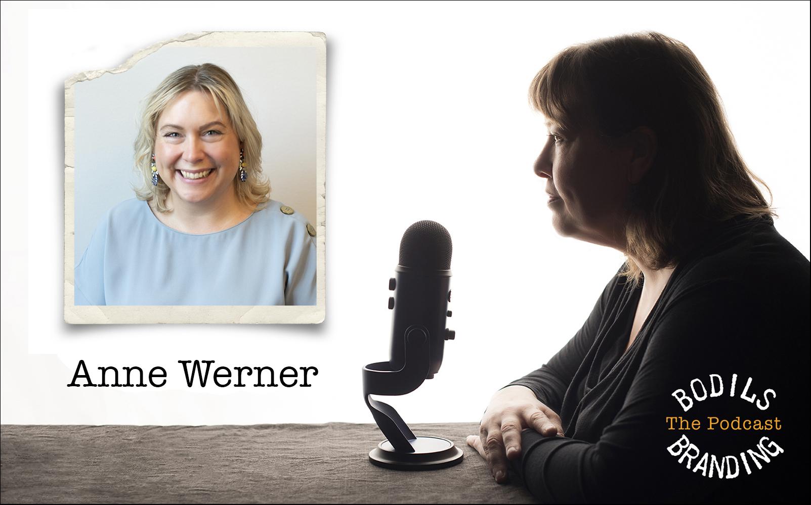 #27 Anne Werner – en flexibel marknadsbyrå